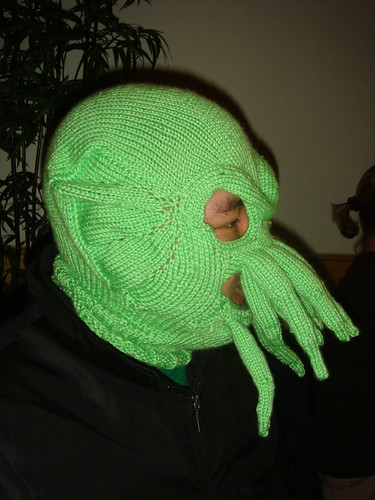 ski mask knitting pattern | Richie Briggs Skiwear.