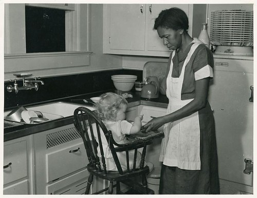 Negro domestic servant, Atlanta, Georgia. May 1939.