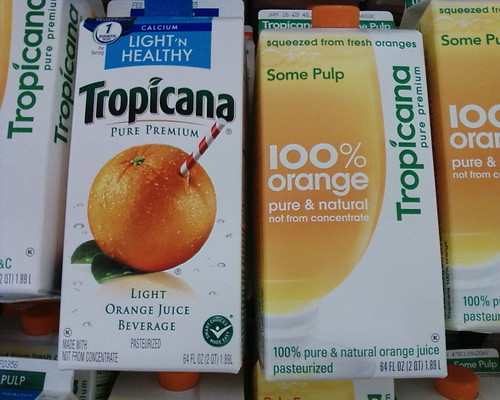 Tropicana: Old and New by jlai321 via Flickr