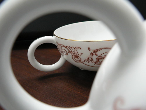 2009 Photo Challenge - Day 43: Tea