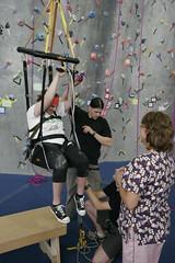 Climbing Higher-Adaptive Climbing Program
