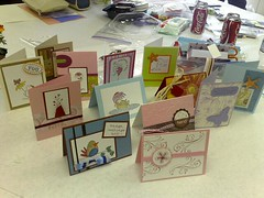 Stamping Projects - Spring 2009