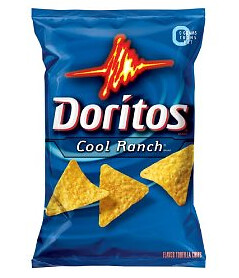 Doritos, fool.