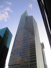 Bank of America Tower I (dockdrumming) Tags: nyc newyorkcity urban ny newyork skyscraper manhattan tallbuilding bankofamericatower cookfoxarchitectsandgensler