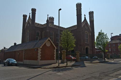 Saint Malachy's Church is a Catholic Church in Belfast
