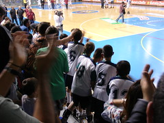 Prealev Safa Handbol A Palau (AMPA SAFA Horta) Tags: safa handbol palaublaugrana