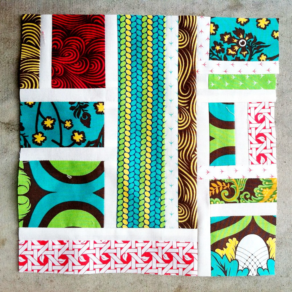 Fresh & Funky block for Kerry