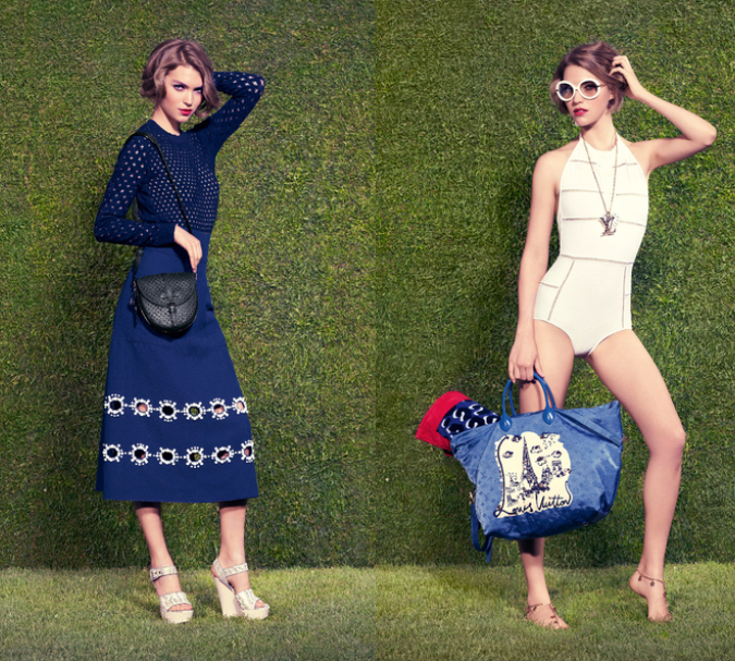 Louis Vuitton: Resort 2012