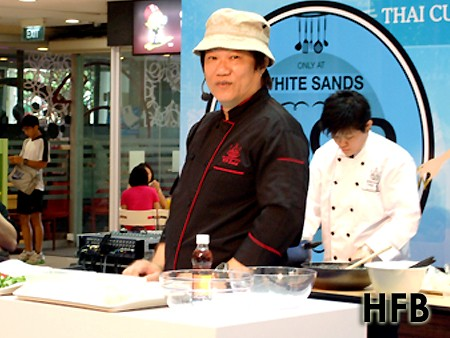 Asia Malls Food on Parade - White Sands Thai Masterclass Demo (1)