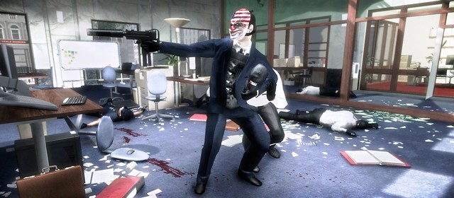 PAYDAY: The Heist - Hostage situation