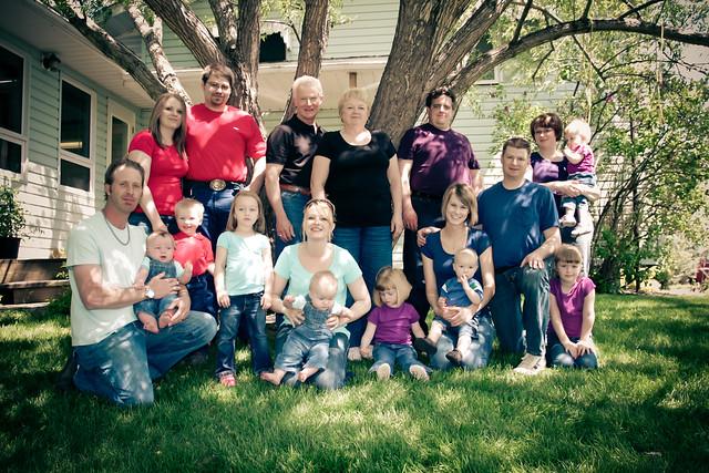 Schultz Family Photos 2011