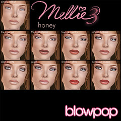 Mellie3 Launch makeups-Honey copy copy