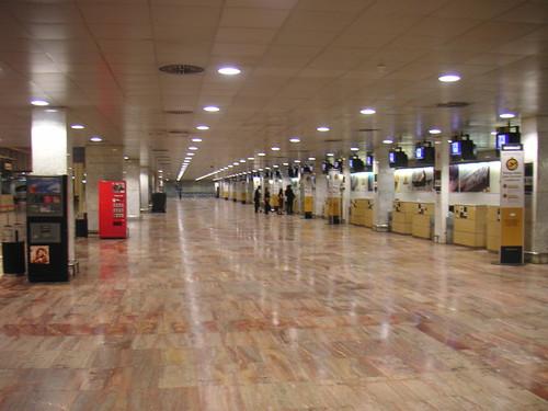 Aeroport Barcelona-El Prat - Facturació