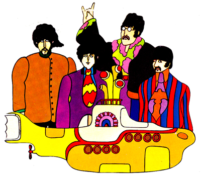 Yellow Submarine is a 1968