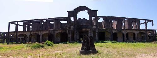 Ruins of Corregidor Hospital