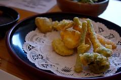 veggie tempura