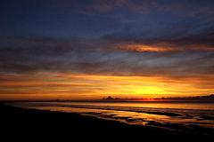 Winchelsea Beach . Sunrise