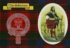 CLAN ROBERTSON DRESS KILT