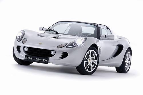 2008 Lotus Elise SC Car