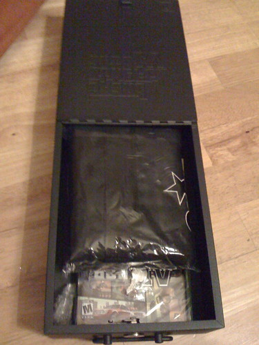 Grand Theft Auto IV unboxing