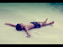 Summer Time (Faris .M) Tags: summer beach by model nikon time ad taken bro 70200 f28 d300 fares ghanem