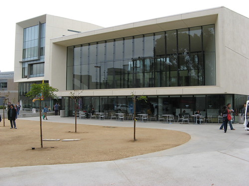 there was a grand opening party for the new ucsd price center east expansion