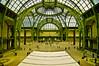 Grand Palais #1 (janbat) Tags: paris green yellow jaune d50 nikon nef vert exhibition tokina exposition richard promenade serra 2008 f4 1224 grandpalais monumenta janbat jbaudebert