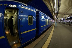 Nihonkai @ Aomori station