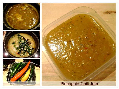 Pineapple-Chili Jam