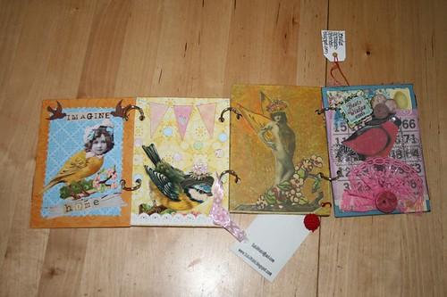 Birds & Bonnets panels