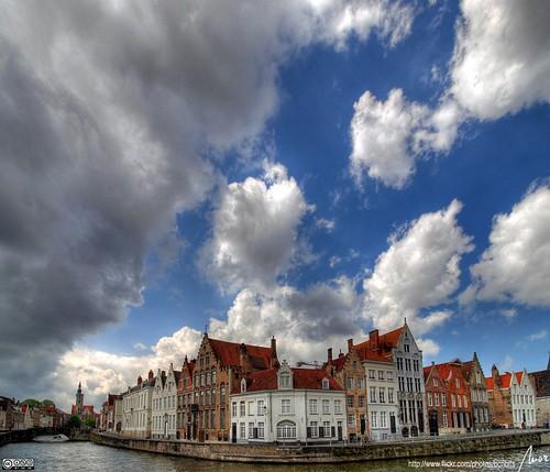 Brugge por MorBCN.