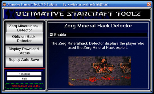 Starcraft Anti-hack
