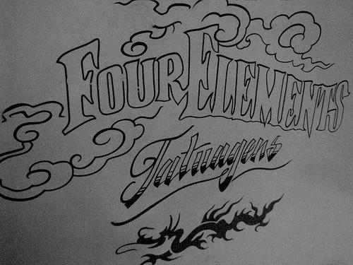 Four Elements, com Ivan Szazi