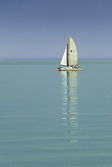 Hungary Lake Balaton _DSC22227 (youngrobv) Tags: lake reflection sailboat boat nikon europa europe hungary sail d200 magyar dx hungarian magyarorszg robale 0805 lakebalaton 18200mmf3556gvr balcsi supersix youngrobv dsc22227
