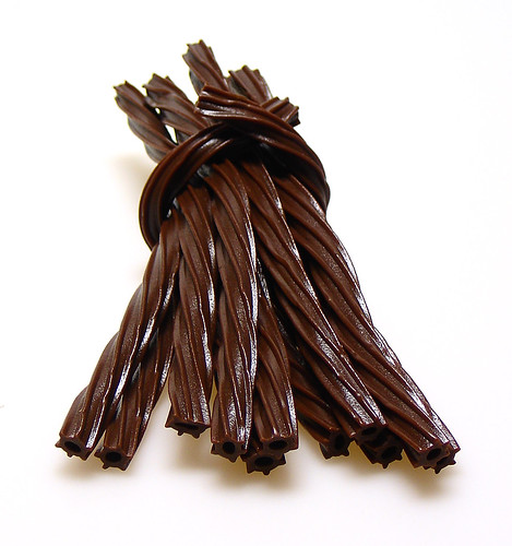 chocolate twizzlers