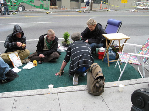 Park(ing) Day Preview: Great Social Space