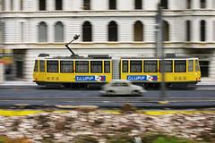 LEGO speed 1 (endredi) Tags: city blue sky speed train canon germany deutschland eos is lego tram mini 5d mm usm 70200 ef f4 legoland gnzburg kk svenk endredi