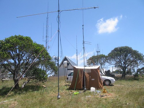 """VHF & UHF in the summer field day contest 2008 • <a style=""""font-size:0.8em;"""" href=""""http://www.flickr.com/photos/10945956@N02/2604069850/"""" target=""""_blank"""">View on Flickr</a>"""
