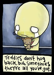teddies dont hug back (certified14) Tags: pon zi