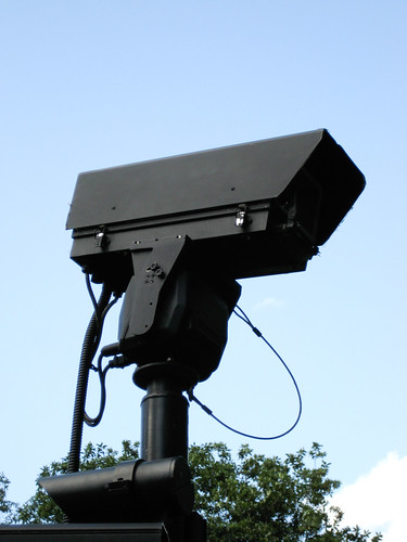 The ubiquitous CCTV