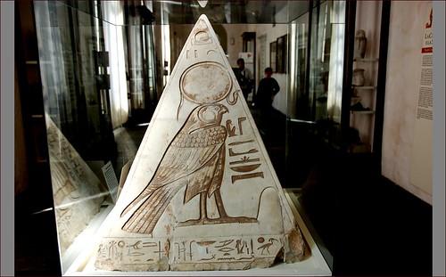 2008_0610_160435AA Egyptian Museum, Turin por Hans Ollermann.
