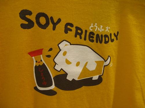 soy friendly