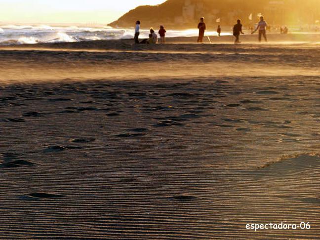 Tarde en la playa copia