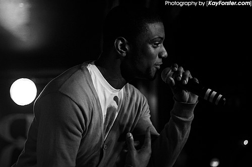 JB - JLS. JLS perform at the Soho Revue Bar, London