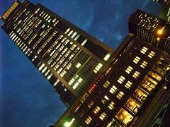 Marunouchi Building @ ISO 1600