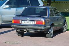 E30 M3, Ukrainian edition