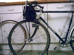 Nishiki Sport Front Rack+Bag Test