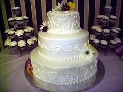 Moll Wedding Cake