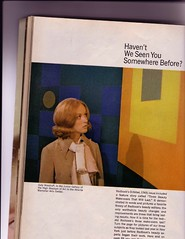 Cockeyed Judy Woodruff 1970 (rlweisman) Tags: 1970 redbook makeovers judywoodruff redbookmagazine