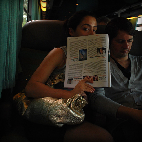 les voyages en train